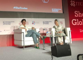 Adela Raz Joins First Lady Ghani in Liverpool to Discuss Challenges Faced by Afghan Businesswomen