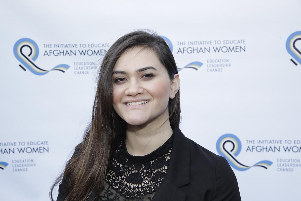 Madiha Samadi (University of Pennsylvania 2017)
