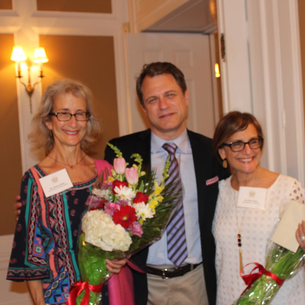 Honoring Dr. Phyllis Magrab