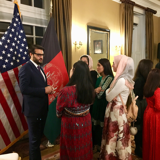 Annual Afghan Dinner and Awards
