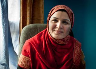Sadiqa Basiri Saleem Recognized for Her Work Educating Afghan Women and Girls