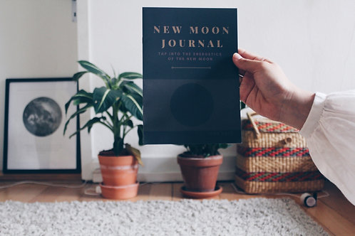 New Moon Journal - printed version