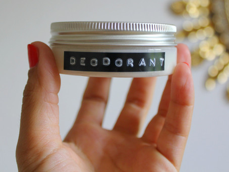 How I switched to Natural Deodorants