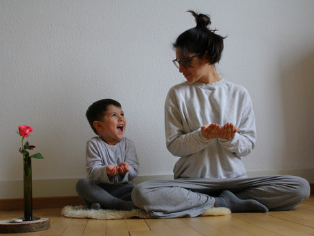 Yoga Practice as a Mom