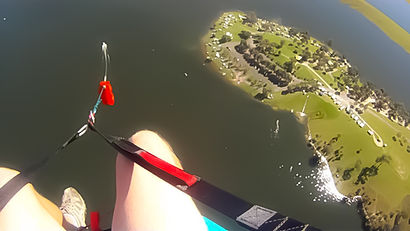 Sydney Paragliding, SIV Paragliding, Acro Paragliding, Boat Towing