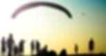 Team SkyOut, Paragliding Sydney, Twilight Paragliding