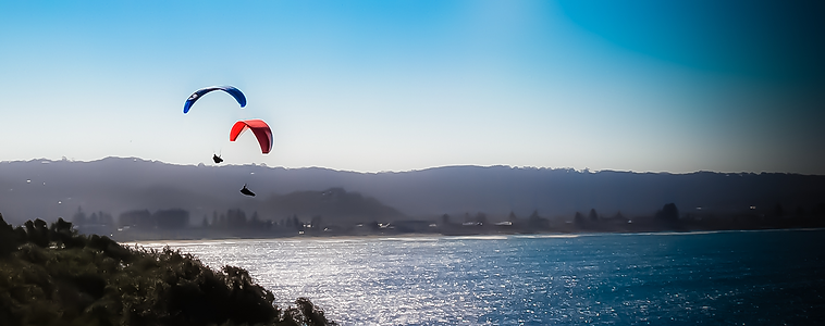 Coastal Paragliding, Long Reef Paragliding, Nth Beaches