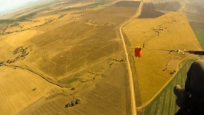 Tow XC Safari, XC paragliding, Flatland XC