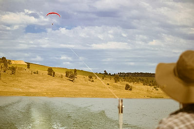 Boat Towing, Acro course, SIV course, Paragliding SkyOut