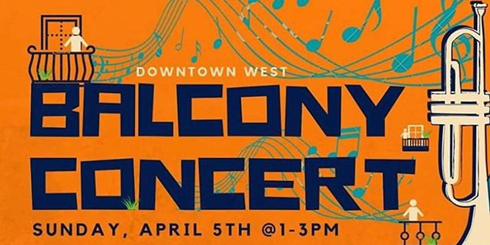 Downtown West Balcony Concert - Episode 1