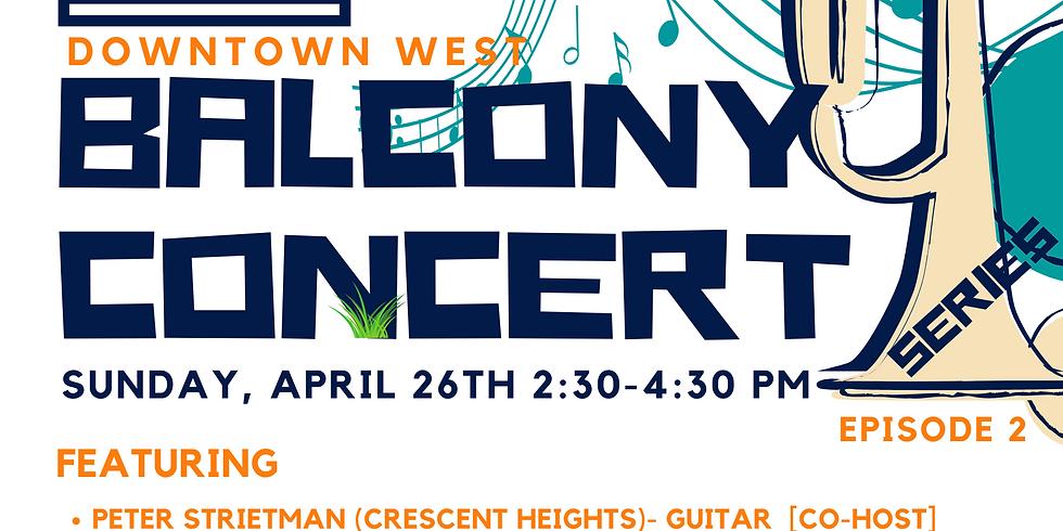 Downtown West Balcony Concert - Episode 2