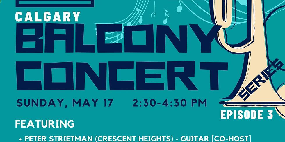 Downtown West Balcony Concert - Episode 3