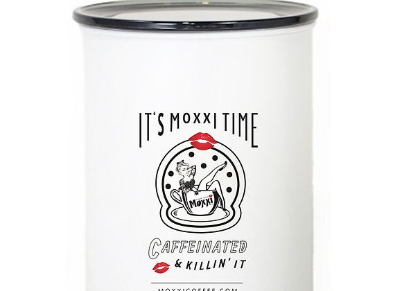 Moxxi Time Vacuum Canister