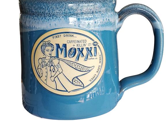 Moxxi Healthcare Heroes Mug From Deneen Pottery