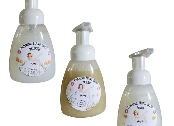 Foaming Hand Soap -Choose From 3 Fragrances