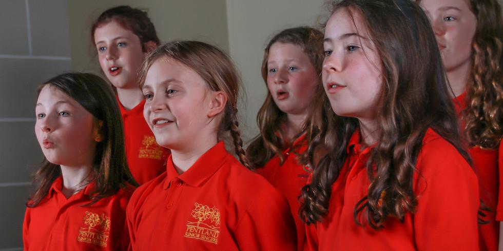 Edinburgh Choir Competition