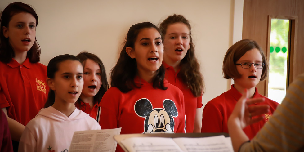 Balerno Music Festival: Come and Sing Disney!