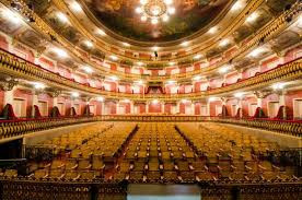 Foto: Interior do Theatro da Paz