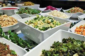 Soupster tarjoaa cateringruokaa isossa yritysgaalassa Helsingissä.