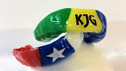 Custom-fit sports mouthguards