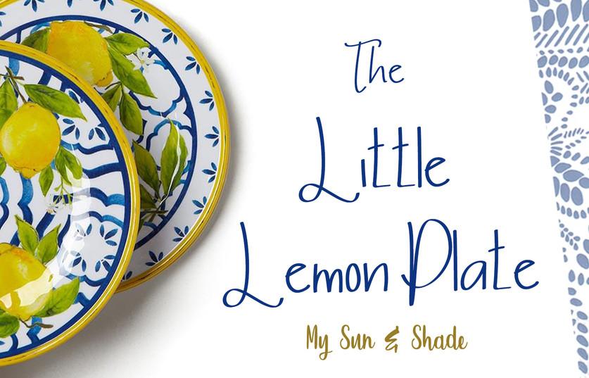 The Little Lemon Plate