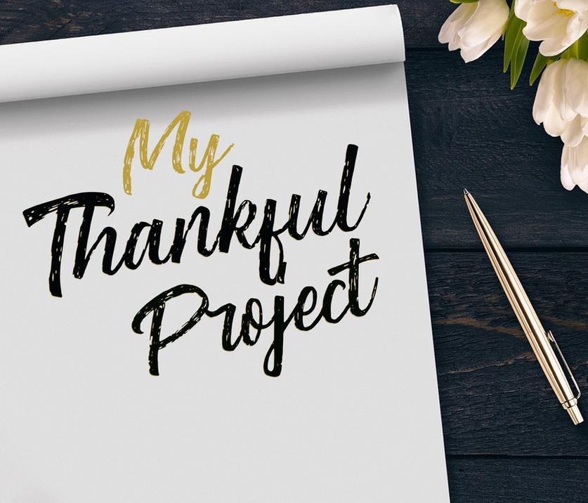 My Thankful Project