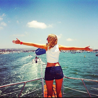 I Can Fly! _-p_#freedom #ocean #boats #l
