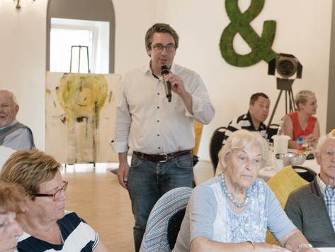 Gocher Senioren Union feiert Familienfest