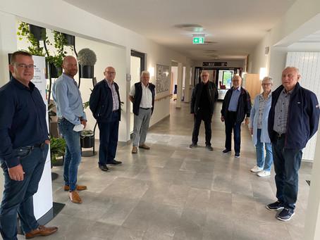 Gocher Senioren-Union informiert sich im neuen Hildegardis Haus
