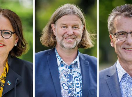 Drei Gocher kandidieren für Kreistag