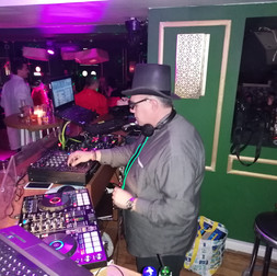 party @ Skyfall - 22-2-2020- mike-p & vi