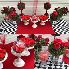 Up close #redrosecupcakes #redroses🌹 #a
