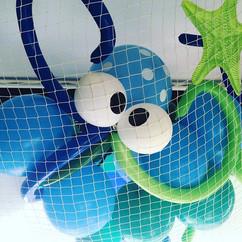 🐙 👀 #octopus #balloonoctopus #underthe