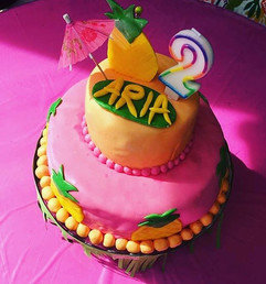 Ain't no party without a cake! Check thi