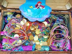 #treasurehuntgame goodies! It was just #