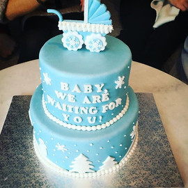 The most beautiful cake created by the m