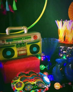 Up close_ Colors and lights of the #gift