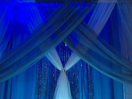 #undertheseaparty #backdrop #diybackdrop