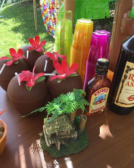 Luau🏝 party TIKI bar details...jpg