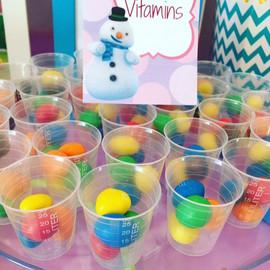 Doc McStuffins birthday party vitamins _