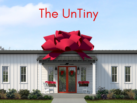 Smarter Living Homes Unveils The UnTiny