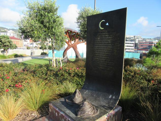 Ataturk/Gallipoli Memorial, 2016, Pukeahu National War Memorial Park, Wellington City, NZ