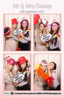 CheekyPix Photobooth