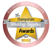 hamphire wedding videography awards