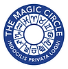 Magic Crcle Logo - Hampshire Magician Colin Phillips