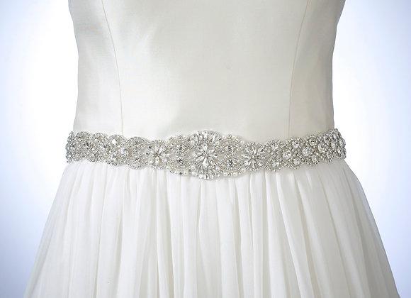 Camellia Crystal Plait - (P)