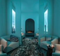 Spa Cerro Quiet Room