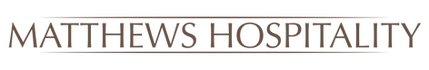 Matthews Hospitality Logo — Link to Home