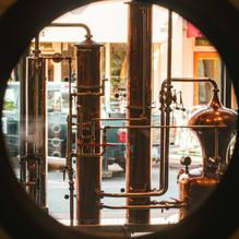 Hotel Cerro Distillery