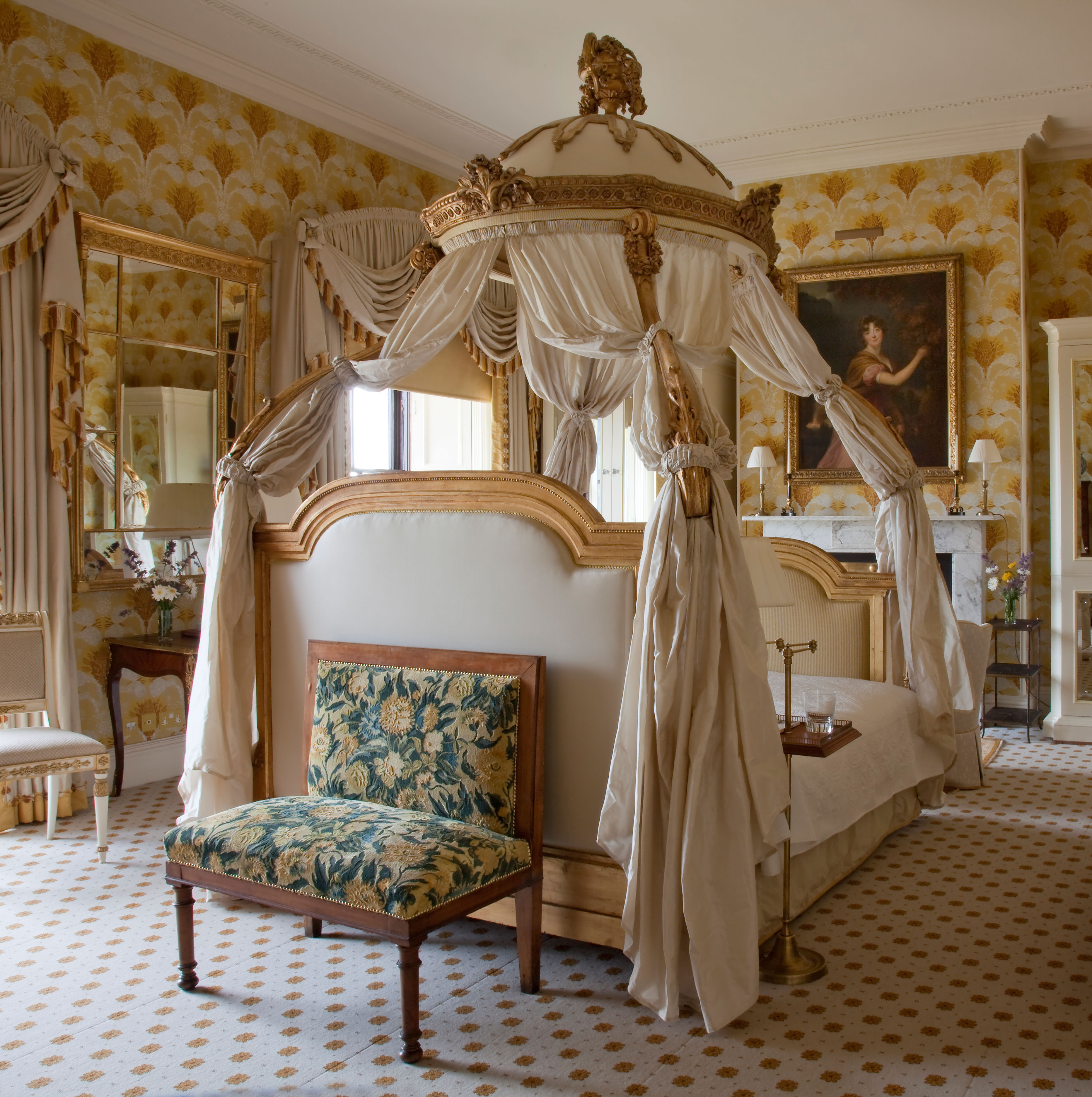 Ballyfin Bedroom